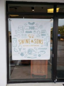 Swine & Sons is now located in The Local Butcher / Meat House on Orange Avenue!
